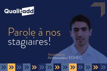 2020.12.23 - Parole à nos stagiaires ! - Abdelhalim